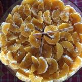 Reloj de Naranjas